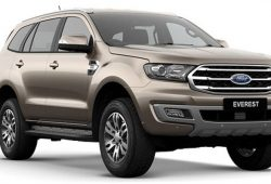 FORD EVEREST 2.0L TITANIUM 4X4 AT