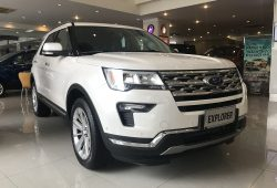 Ford Explorer 2.3L Ecoboost AT